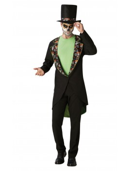Mexican Day Of The Dead Mens Costume Rubies 820762