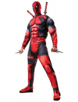 Deadpool costume Rubies 57008