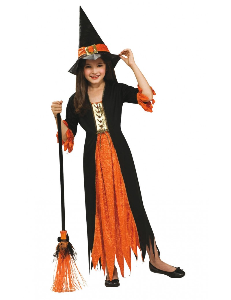 Gothic Witch Child Costume Rubies 11226