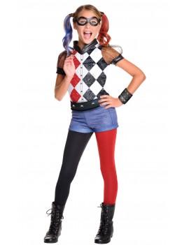 Harley Quinn deluxe costume Rubies 620712