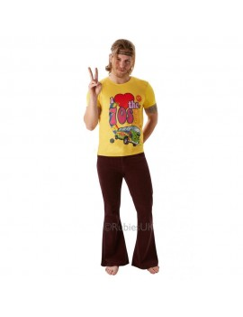 I love the 70s t-shirt Rubies 810679