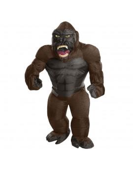 Inflatable Kong Skull Island costume Rubies 820584