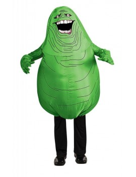 Inflatable Ghostbusters Slimer costume Rubies 880487
