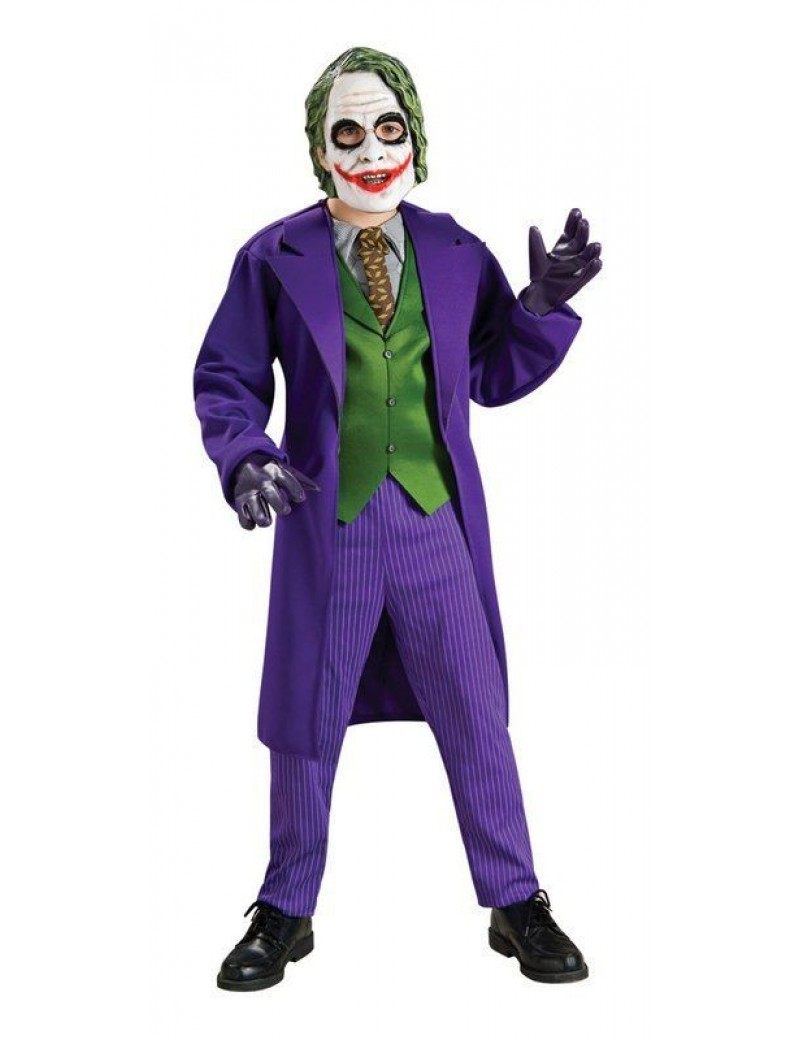 The Joker costume Rubies 883106