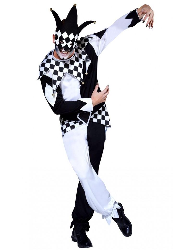 Evil Jester Adult Costume Rubies 810994