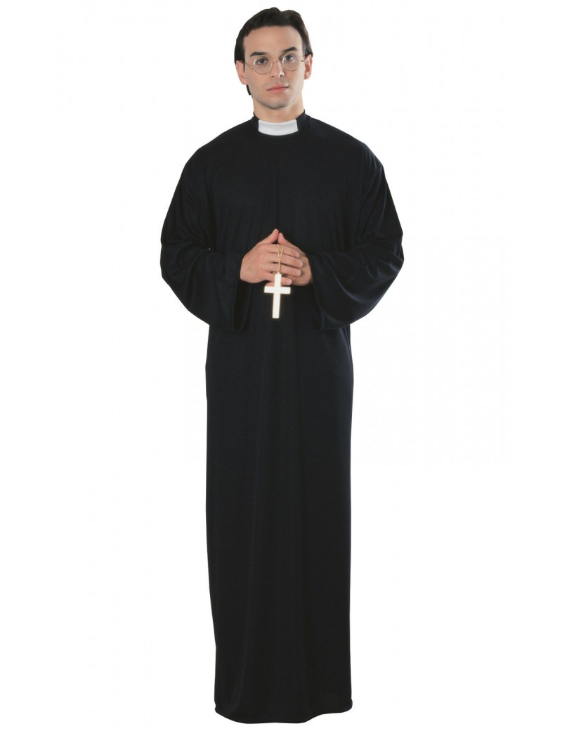 Priest costume Rubies 15881