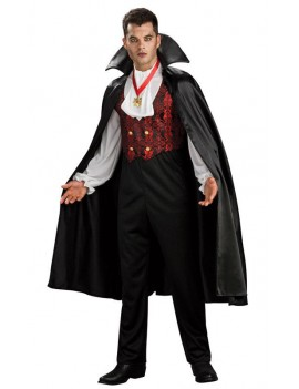 Transylvanian Vampire Costume Rubies 889441