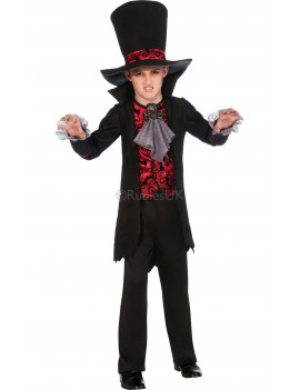 Vampire Lord Child Costume Rubies 886604