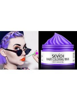 Sevich Hair Colouring Wax Purple 120 g