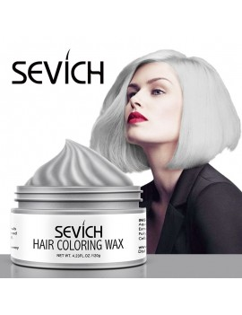 Sevich Hair Colouring Wax Gray 120 g