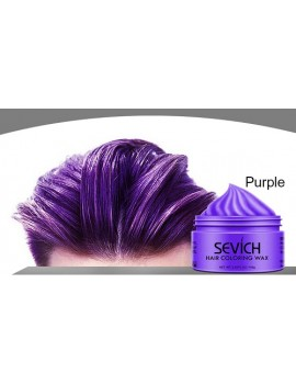Sevich Hair Colouring Wax Purple 120 g