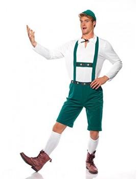 Oktoberfest Bavarian Man Costume Smiffys 39497