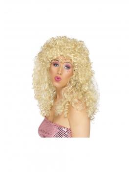 Boogie Babe Wig Blonde Smiffys 42065
