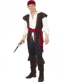 Pirate Man Costume Smiffys 20469