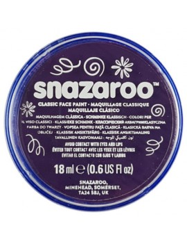Snazaroo Classic Face Paint Purple 18ml