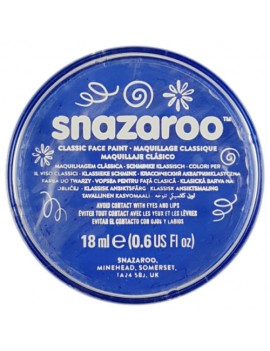 Snazaroo Classic Face Paint Sky Blue 18ml