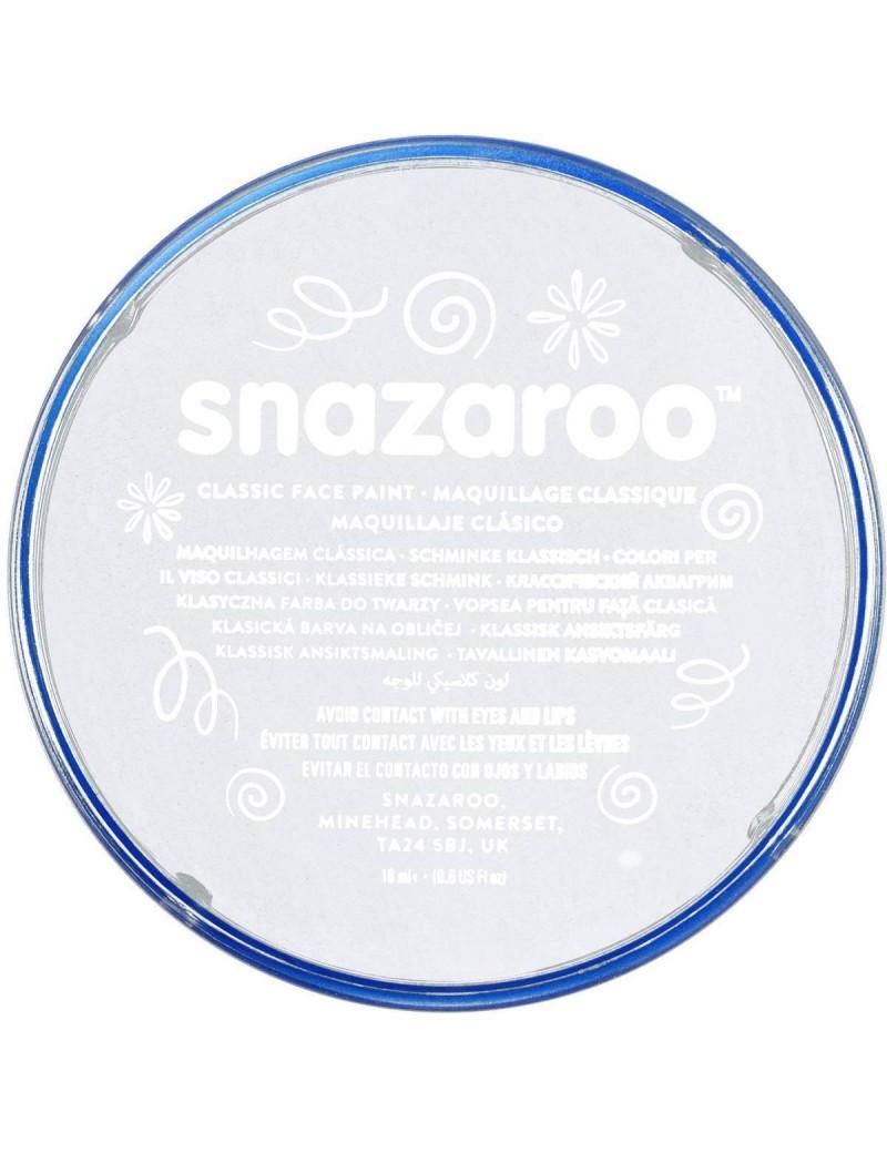 Snazaroo Classic Face Paint White 18ml