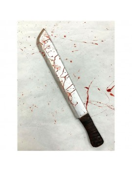 Foam Bloody Machete