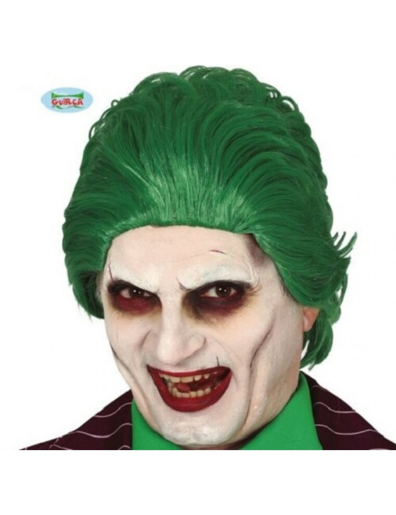 The Joker Green Wig
