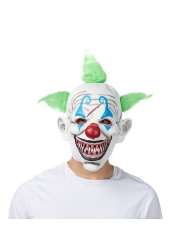 Killer Clown Latex Rubber Mask