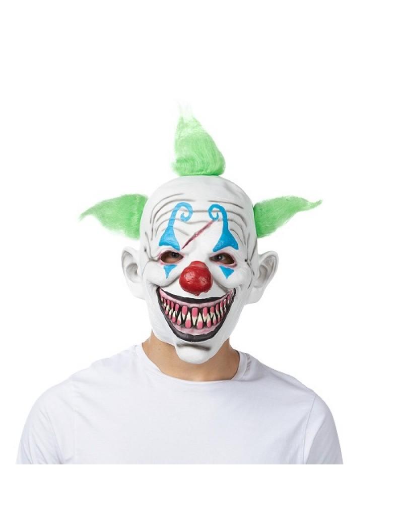 Killer Clown Latex Rubber Mask