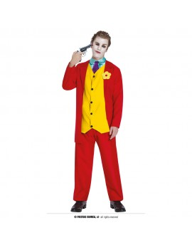 Mr Smile Joker Mens Costume
