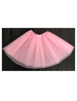 Tutu Net Ra-Ra Skirt Baby Pink