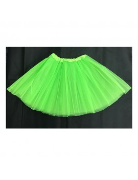 Tutu Net Ra-Ra Skirt Neon Green