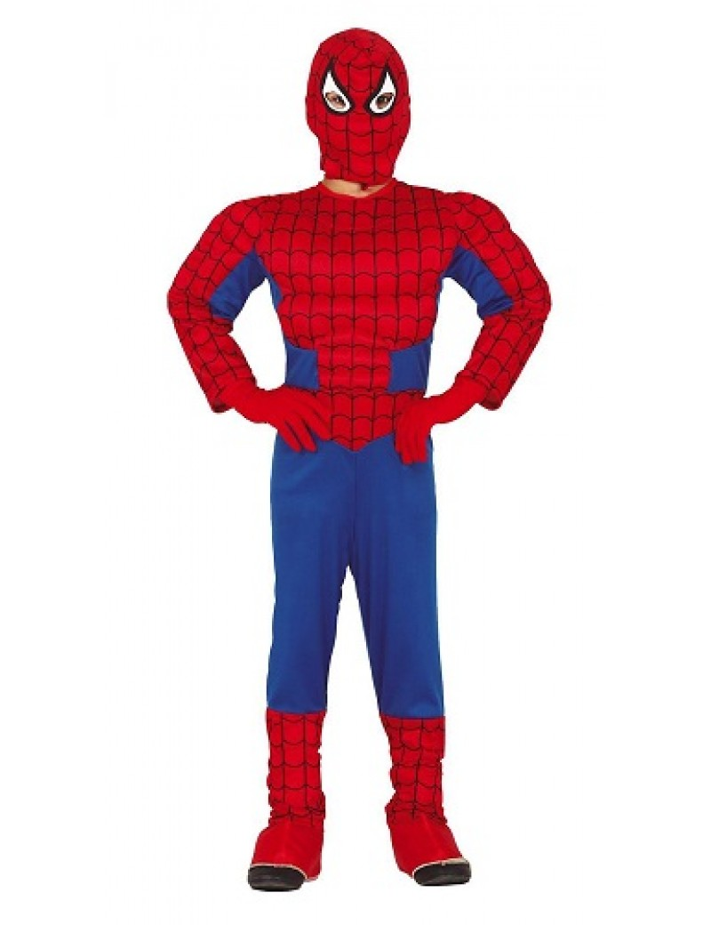 Spider Hero Kids Costume