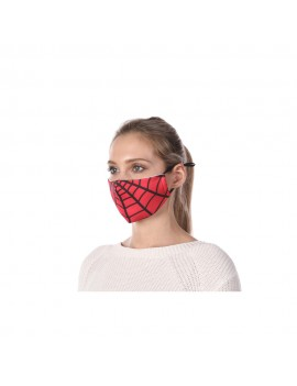 Spider Hero Web 3 Layer Filtered Face Mask