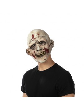 Zombie Latex Rubber Mask