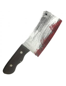 Meat Cleaver Bloody