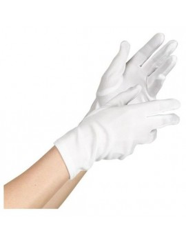 Gloves Short White ST3097