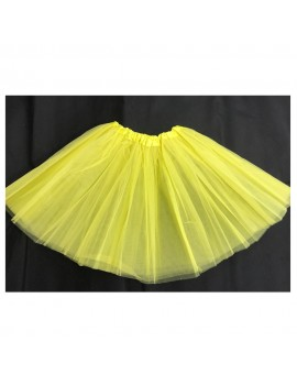 Tutu Yellow Stylex Party ST4636