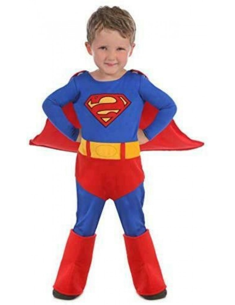 Superman Baby Toddler Costume