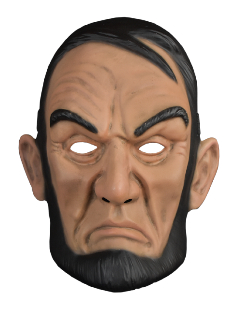 The Purge Election Year Abe Lincoln Mask