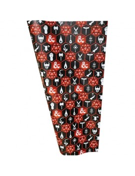 Dungeons & Dragons Critical Roll Wrapping Paper