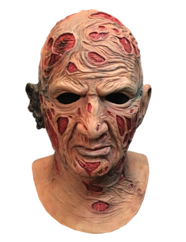 Freddy Krueger Nightmare On Elm Street Deluxe Mask