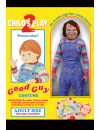 Chucky Costume And Mask Childs Play 2 Adult Good Guy