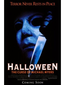 Halloween 6 The Curse Of Michael Myers Mask