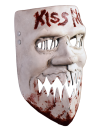 The Purge Election Year Kiss Me Kimmy Mask
