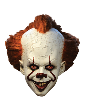 Pennywise IT Clown Deluxe Edition Mask