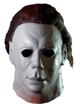 Halloween II Michael Myers Hospital Mask Trick Or Treat Studios TTUS122
