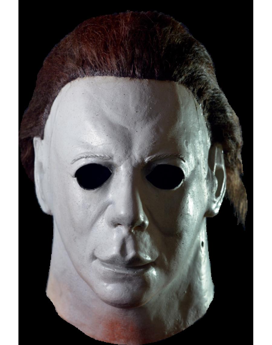 UK Deluxe Michael Myers Mask Halloween II Latex Full Head Adult Size Fancy Dress