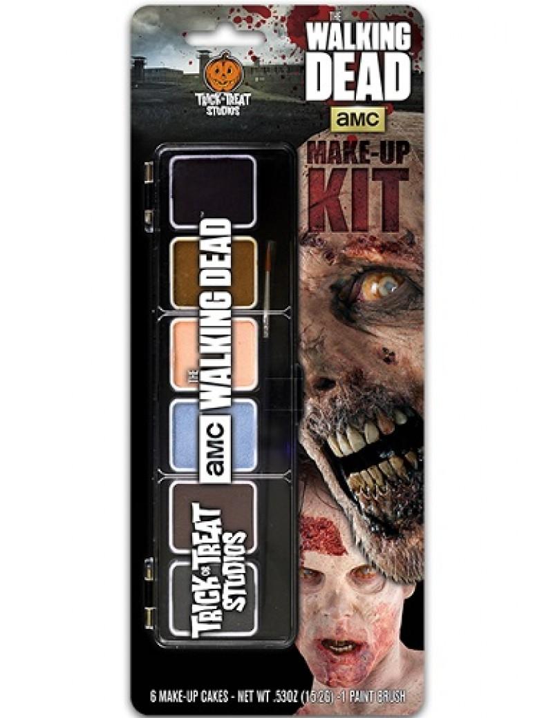 The Walking Dead Make Up Kit