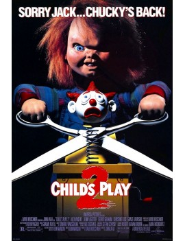 Chucky Voodoo Knife Childs Play 2