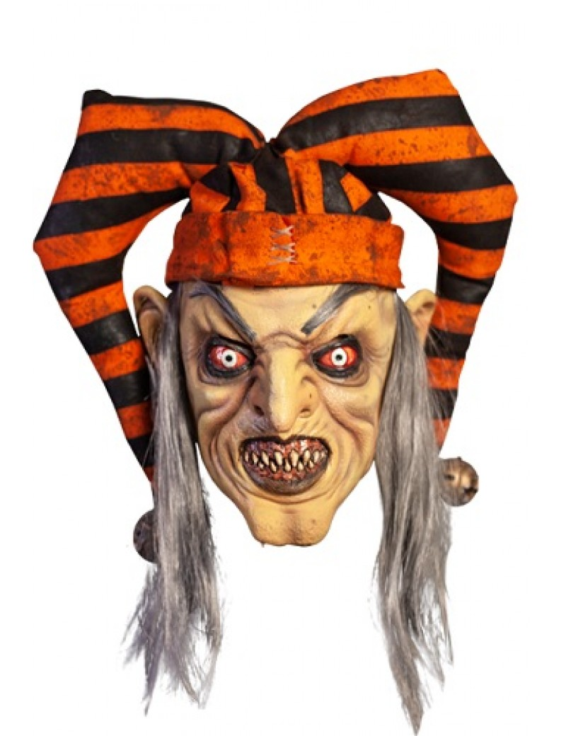 The Terror Of Hallows Eve Evil Trickster Mask