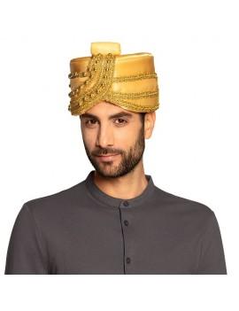 Indian Gold Turban