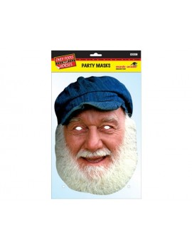 Uncle Albert Character Face Mask