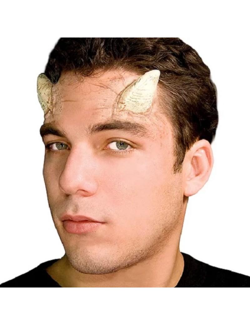 Woochie Bone Demon Horns Latex Prosthetic Appliances